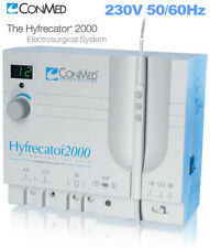 CONMED HYFRECATOR 2000 35W HIGH FREQUENCY ELECTROSURGICAL UNIT 230V, 7-900-230