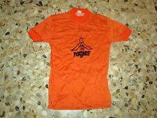 Maillot jersey shirt trikot maglia ancien cyclisme ROGIER  70 80's