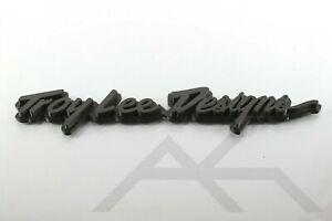 Car Emblem Troy Lee Designs Badge Decal Black TLD MTB MX ATV OFF ROAD Downhill
