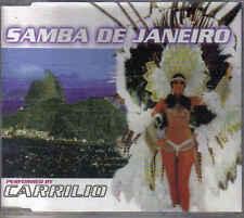 Carillio-Samba De Janeiro cd maxi single