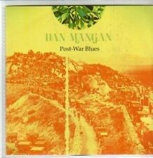 (CS434) Dan Mangan, Post-War Blues - 2011 DJ CD
