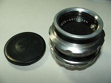 Vintage Isco-Gottingen Westanar 1:2.8/50 mm 571687 camera lens/lense