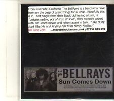 (DU18) The Bellrays, Sun Comes Down - DJ CD