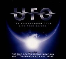 The Midemeanour Tour: Live from Oxford [Digipak] by UFO (CD, Jun-2013, The Store for Music)