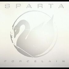SPARTA: Porcelain, CD, like new, ex music store stock