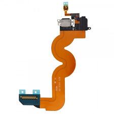 Black Charging Charger Dock Port Headphone Jack Flex Cable For iPod Touch 5