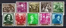 Espagne 1959 Yvert n° 927 à 936 oeuvres de Velasquez neuf ** 1er choix