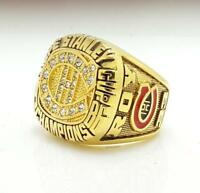 Year 1986 Montreal Canadiens Stanley Cup Championship Copper Ring 8-14Size ROY