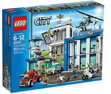 LEGO City Police Station (60047) BNIB with Free P&P - Retired Set