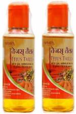 1 X Patanjali Tejus Tailum 100ml Hair Oil & Body Massage oil Free shipping