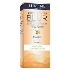Lumene Bright Now Blur Line/Pore Minimizer Wild Arctic Cloudberry 1.0fl oz 12/17
