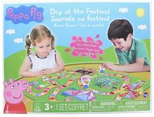 Peppa Pig Day At The Festival Board Game | For 2-4 Players