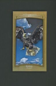 2017 Upper Deck Goodwin Champions Presidential Eagle 1/1