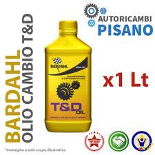 1 LITRO DI OLIO CAMBIO SINTETICO BARDAHL 75W90 425140