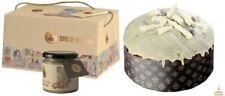Panettone Fiasconaro Oro di Manna 1Kg - Barattolo crema di Manna e spalmino