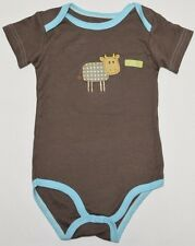Hudson Baby Bamboo Layette Bodysuit  Size 6-9M