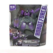 WEI JIANG Metal BATEVIL Deformation ERA Robot Force Toys Kids Christmas Gift