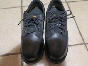 Chaussures de securité caterpillar Steel Toe cuir T43 homme