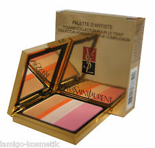 Yves Saint Laurent PALETTE D`ARTISTE COLLECTOR POWDER FOR THE COMPLEXION 9g.