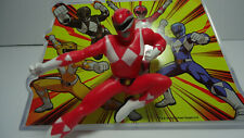DECOPAC RED POWER RANGER CAKE TOPPER