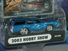Muscle Machines 2003 Hobby Show 1970 Oldsmobile Vista Cruiser 70 Olds LasVegasb
