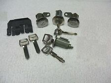 FORD TORINO COBRA JET DOOR IGNITION TRUNK LOCK SET 1968 1969 68 69