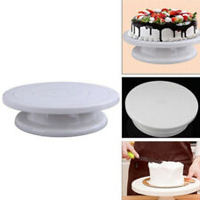 Cake Maker Decorating Turntable Rotating Revolving Kitchen Display Stand 11inch