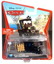 Disney Pixar Cars 2 Diecast #41 Galloping Geargrinder Diecast Vehicle!