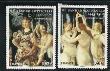 FRANCE 2010 ART-PAINTINGS/BOTTICELLI LA PRIMAVERA/SPRING/RENAISSANCE/self-adesiv