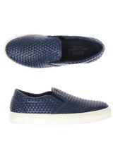 Scarpe Sneaker Daniele Alessandrini Shoes MADE IN ITALY Uomo Blu F869K3900 23