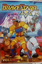 DVD CARTOON FANTA WEST 80-BRAVESTARR 1  masters,gijoe,mask,centurion,thundercats