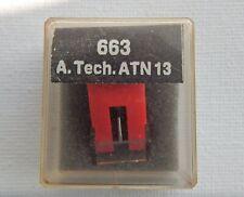 Sontra Diamant Nadel Audio-Technica AT / ATN 13 EAX / EAV / 14 / 15 / 20 - 663