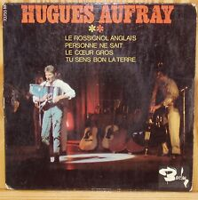 Hugues AUFRAY   Le rossignol anglais