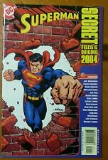 Superman Secret Files Origins 2004 #1 NM DC Comic 2
