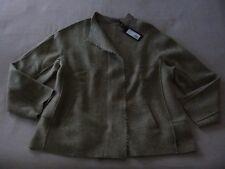 """SALE! NWT OSKA """"Rio"""" Boiled Wool Fringe Detail Jacket - size 3 14/16UK RP£270.00"""