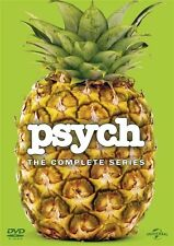 Psych Complete Series : Season 1-8 (DVD, 2016, 31-Disc Set) : NEW