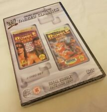 NEW WWE Tagged Classics Royal Rumble 1993 & 1994 DVD WWF REGION 2 93 94 RARE