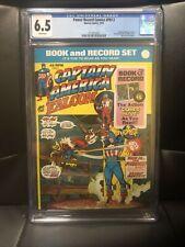 CAPTAIN AMERICA #168 CGC 6.5 VARIANT/ REPRINT PR12 comic/record -1st Baron Zemo