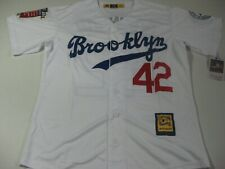 factory authentic 824b7 5822a Jackie Robinson Majestic MLB Jerseys for sale | eBay