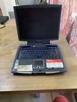 Toshiba Satellite 5205-S503 Intel Pentium 4 2.00 Ghz,512 Ram, DVD No HDD