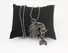 Hot HOW TO TRAIN YOUR DRAGON 2 Toothless Night Fury Pendant Necklace Gift