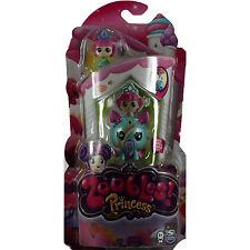 ZOOBLES Tiny Princess Riders Staria und Teacake (473) Neu&OVP