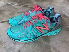 New Rare New Balance Tokyo 890v3 Shoes, Aqua & Pink, 14 2E