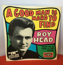 Roy Head . 60's French EP Orig. Great Song. You're Almost Tuff.