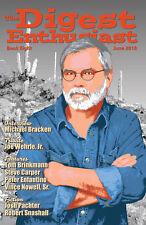 The Digest Enthusiast No. 8 Michael Bracken, Manhunt, Gamma, Joe Wehrle, Jr.