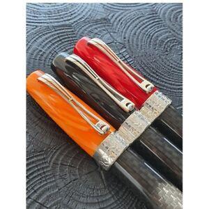 Montegrappa Miya Carbon Fountain Pen Limited for Korea