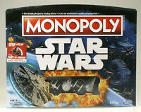 PRL) LUCAS STAR WARS EDITION MONOPOLY MONOPOLI OPEN PLAY DISNEY HASBROGAMING
