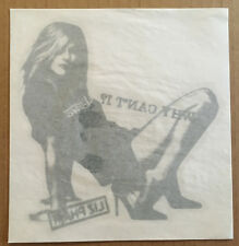LIZ PHAIR Limited 2003 USA TOUR PROMO ONLY IRON OH HEAT transfer CD MINT USA