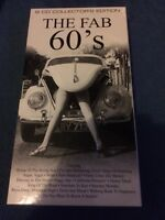 The Fab 60's 6 Cd Collectors Edition