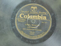 New Orleans Wanderers 78 Too Tight bw Papa Dip on Columbia jazz
